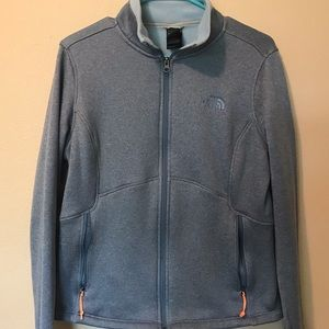 The North Face Full Zip Fleece Jacket